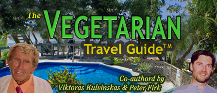 Vegetarian Travel Guide Home Page
